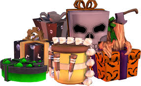 halloween gift scares abound in bloxtober 2014 roblox blog