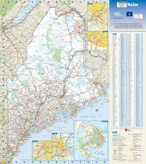 Map Me Maine State Map