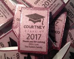High School Graduation Favors by Graduation Favors Etsy
