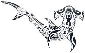 tattoos for marquesan tribal shark tattoo www 6tattoos com