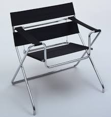 marcel breuer folding armchair model b4 1927 tecta m禧bel