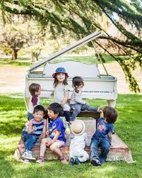 12 Pianos For Just 12 Days To Play At The San Francisco Botanical