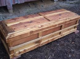 wooden caskets handmade wooden casket by henry s woodworking custommade