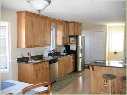 kitchen cabinet paint color ideas what color cabinets with dark
