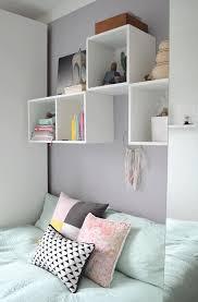 Kleines Schlafzimmer Nur Bett Frühling Im Mini Schlafzimmer