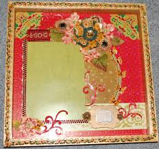Wedding Wishes Shadow Box Creative Wishes Shadow Box Layout Indian Style