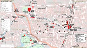 Sc Metro Map by Maps Update 12361258 Map Of Tokyo Tourist Attractions U2013 Tokyo
