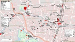 Tokyo Metro Map by Tokyo Map Kanda U0026 Akihabara Districts Orientation Map Showing