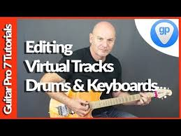 tutorial virtual guitar guitar pro 7 tutorial how to edit using virtual instruments youtube