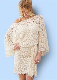 lace dress belted lace dress in beige venus