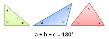 The Interior Angles Of A Triangle Always Add Up To Why Is The Angle Sum Of The Interior Angles Of A Triangle 180 Degrees