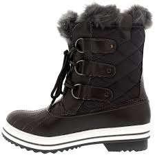 womens size 12 waterproof boots womens boot winter fur warm waterproof
