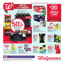 walgreens cyber monday 2017 ads deals and sales