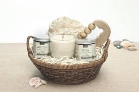 spa gift baskets for women gift basket ideas for woman from the heart