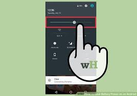 android battery 5 easy ways to save battery power on an android wikihow