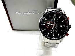 Jam Tangan Alexandre Christie Terbaru Pria jam tangan alexandre christie pria ac108 kholil shop kholil shop