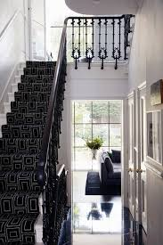 black staircase patterned black staircase runner black staircase staircase runner