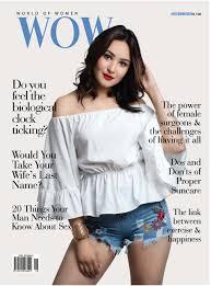 wow magazine nepal world of women