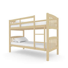 Timber Bunk Bed Dante 2 In 1 Solid Pine Timber Bunk Bed Buy Bunk Beds