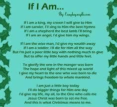 christian poems for easyday