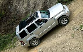 2008 jeep liberty silver jeep liberty compact suv car pictures