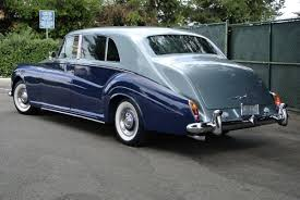 rolls royce blue interior 1962 rolls royce phantom v for sale 2044813 hemmings motor news