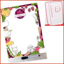 tableau magn騁ique pour cuisine tableau velleda pour cuisine awesome mémo magnet franquette tableau