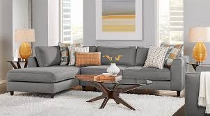 Gray Living Room Set Living Room Sets Living Room Suites Furniture Collections