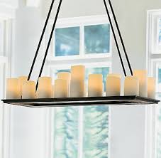 faux pillar candle chandelier lighting i just adore this chandelier i m going to try and make it someday