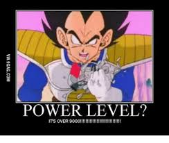 Over 9000 Meme - power level it s over 9000 its over 9000 meme on me me