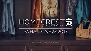 what u0027s new for 2017 homecrest cabinetry youtube