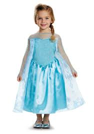 frozen costumes frozen elsa classic toddler costume