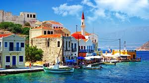 beautiful greece wallpapers cool landscape wallpaper home