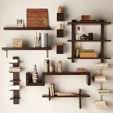 Interior Home Bookshelf Neat Bookshelf Wall Bookcase Design