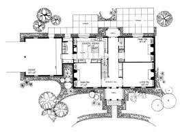 Georgian Mansion Floor Plans Colonial Mansion House Plans House Design Plans