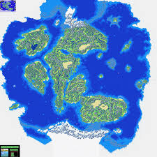 Skyward Sword Map Best Video Game Maps In History Enter For Nostalgia Page 11