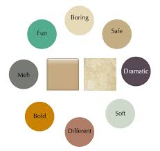 beautiful paint color for bathroom with beige tile 47 on home
