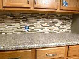 tile amazing how to install glass mosaic tile backsplash in