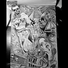 disegno by mi vida loca tattoo