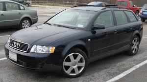 used audi station wagon file 01 05 audi a4 wagon jpg wikimedia commons