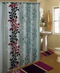 burgundy shower curtain burgundy floral bathroom bath mats set rug carpet shower curtain double