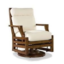 outdoor sling chair rocker outdoor rockers and gliders pinterest