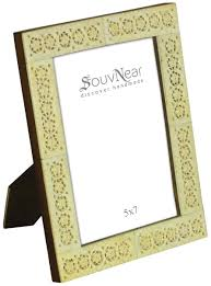 Home Decorating Accessories Wholesale by 5x7 Inches Off White Picture Frame In Bulk Wholesale Hand