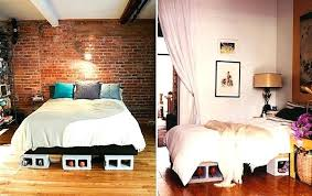 Concrete Block Bed Frame Cinder Block Bed View In Gallery Cinder Block Beds As Shoe