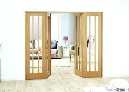 Wooden Bifold Doors Interior Folding Doors Interior Thin Doors Interior Gallery Doors Design