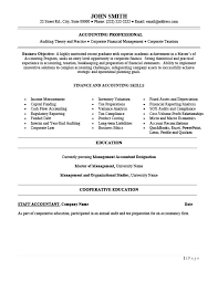 Professional Accounting Resume Samples by Financial Accountant Resume Template Premium Resume Samples