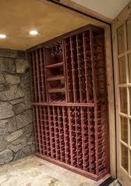 diy wine cellar racks home design ideas