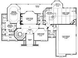 Tudor Floor Plan 819 Best House Plans Images On Pinterest Floor Plans Home Plans