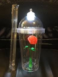 how do i get the enchanted rose tumblers from disneyland