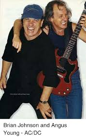 Acdc Meme - bransonnean dem and a ya ng brian johnson and angus young acdc